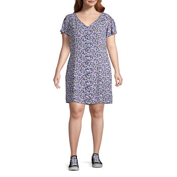 Juniors Plus Size Dresses Blue Dresses for Juniors - JCPenney