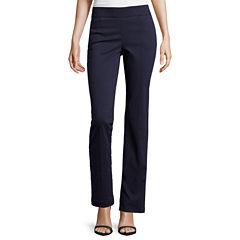 Liz Claiborne® Super Stretch Pants - Tall