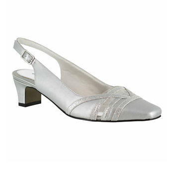 05fdaf6dd68 Easy Street Womens Fabulous Pumps Slip-on Round Toe Cone Heel · (7). Add To  Cart. wide width available