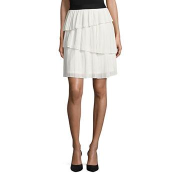 7ea351faedb6d Worthington Short Length Skirts for Women - JCPenney