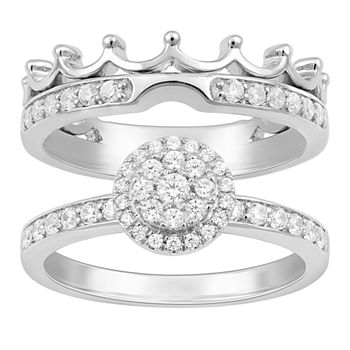 Disney Princess Fine Rings For Jewelry Watches Jcpenney