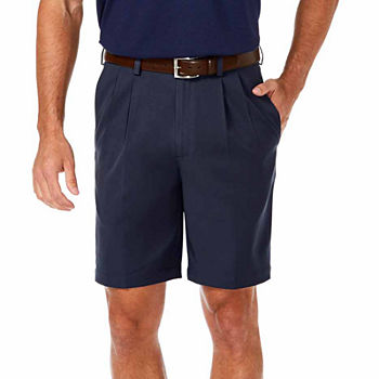 Haggar® Cool 18® Pro Solid Classic Fit Pleated Short