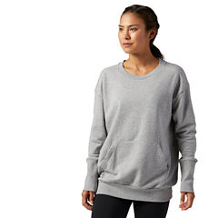 Reebok Long Sleeve Sweatshirt