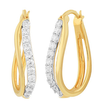 48860af2d Cubic Zirconia Fine Earrings for Jewelry & Watches - JCPenney
