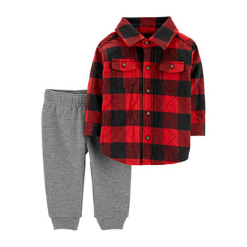 ea0385ca1 Clothing Sets Red Baby Boy Clothes 0-24 Months for Baby - JCPenney