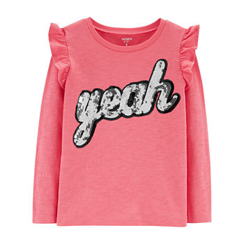 6f4c2b4c8e2 Shirts + Tops Girls 4-6x for Kids - JCPenney