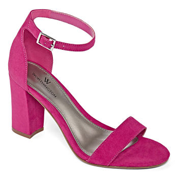 c6e1bf5aa High Pink Women s Pumps   Heels for Shoes - JCPenney