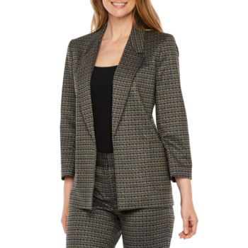 Misses Size 3 4 Sleeve Suits Suit Separates For Women Jcpenney