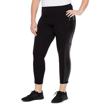 6337bcc3a2e Plus Size Activewear for Women - JCPenney
