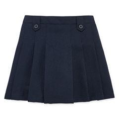 AZ Pleated Skort - Preschool Girls 4-6x