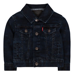 Levi's Boys Trucker Denim Jacket-Baby