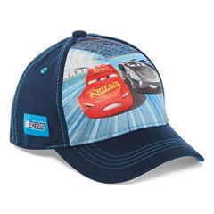 3D Cars Baseball Cap- Boys