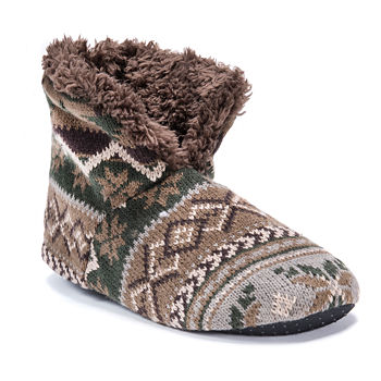 65cec8d5c0c Mens Pattern Muk Luks for Women - JCPenney