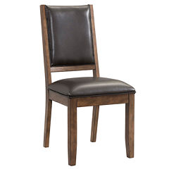 Dining Possibilities Upholstered Dining Chairs - Set of 2
