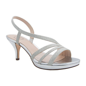 ed6804930358 Silver Women s Special Occasion Shoes for Shoes - JCPenney