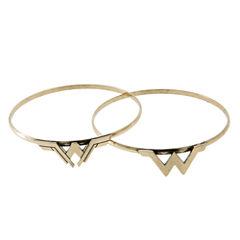 Womens Wonder Woman Bangle Bracelet
