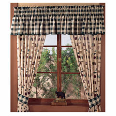 Northern Exposure Curtain Panel