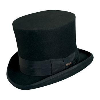 Scala™ Damon Wool Felt Top Hat