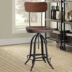 Carolina Chair & Table Mason Adjustable Bar Stool