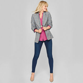 bb7f8f6799852 Misses Long Size Jeans Outfits You ll Love for Women - JCPenney