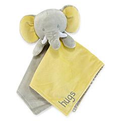 Okie Dokie® Plush Elephant Snuggle Buddy Blanket