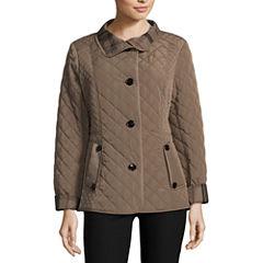 Liz Claiborne Quilted Jacket