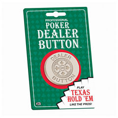 Jax Ltd. Professional Poker Dealer Button