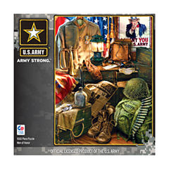 Masterpieces Puzzles Hometown Heroes - Men of Honor: 1000 Pcs