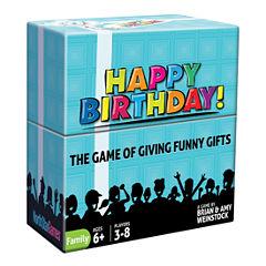 North Star Games Happy Birthday!