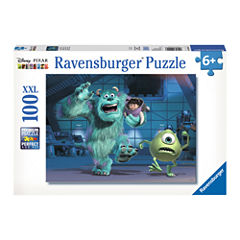 Ravensburger Disney Pixar Monsters Inc - Sully Mike and Boo: 100 Pcs