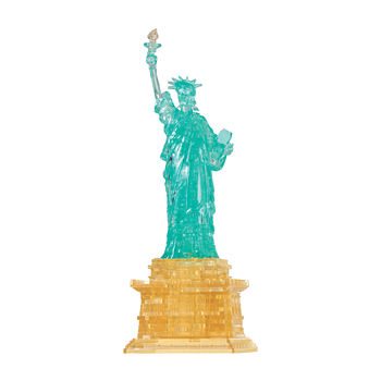 BePuzzled 3D Crystal Puzzle - Statue of Liberty: 69 Pcs