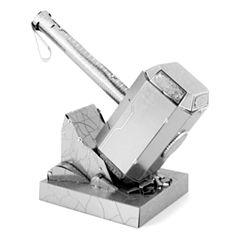 Fascinations Metal Earth 3D Laser Cut Model - Marvel Avengers Mjolnir (Thor's Hammer)