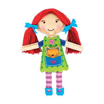 My Studio Girl Sew-Your-Own My Best Friend - Red Head