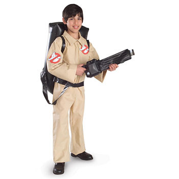 Ghostbuster Child Costume Boys Costume Boys Costume