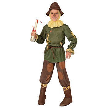 The Wizard Of Oz Scarecrow Child Costume Boys Costume Boys Costume