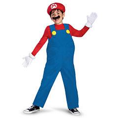Super Mario Bros. - Mario Deluxe Child Costume