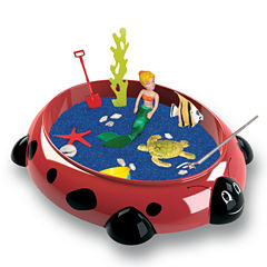 Be Good Company Sandbox Critters Play Set - Ladybug