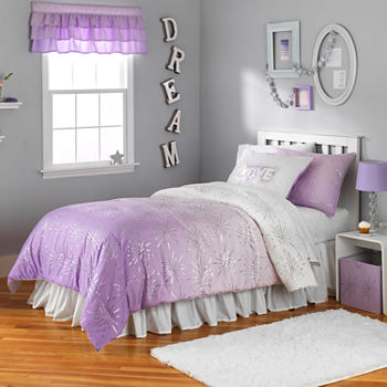 Girls kids bedding for bed bath jcpenney - Jcpenney childrens bedroom furniture ...