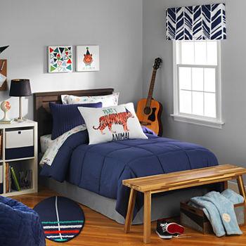 40 Ft Squareround Decorative Pillows Shams For Bed Bath JCPenney Cool Round Decorative Bed Pillows
