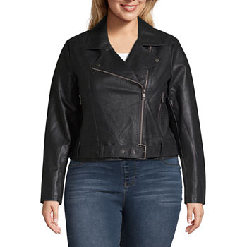 0ae17261e5f3 Faux Leather Jackets for Women