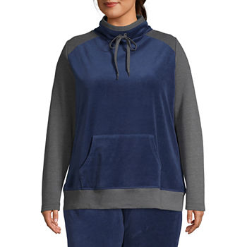 bc332f5ceb4 Plus Size Cowl Neck Sweaters   Cardigans for Women - JCPenney