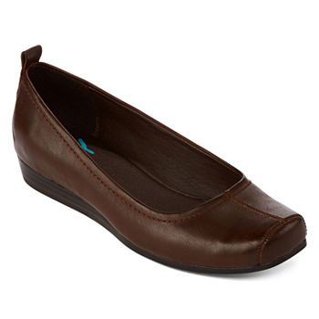 bada67c2266 Brown Women s Flats   Loafers for Shoes - JCPenney