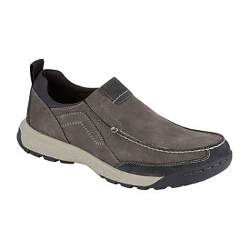 Dockers Mens Albright Slip-On Shoe