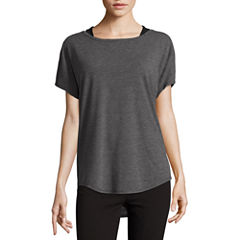 Xersion™ Studio Harmony Short Sleeve Tee
