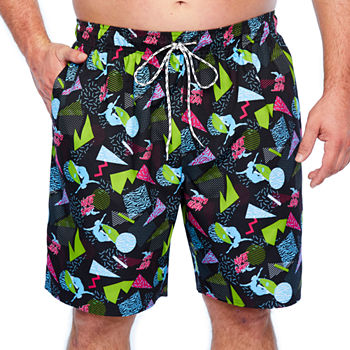 32b5687e25 The Foundry Big & Tall Supply Co. Swimwear for Men - JCPenney