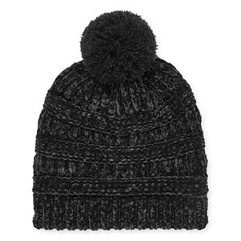 Mixit Chenille Womens Beanie