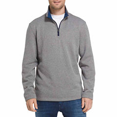 IZOD Advantage Performance Quarter-Zip Sweater Fleece