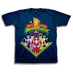 Power Rangers Graphic T-Shirt-Big Kid Boys