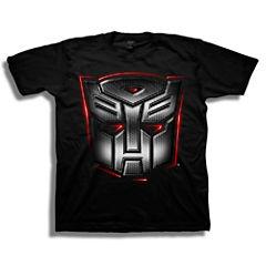 Transformers Graphic T-Shirt-Big Kid Boys