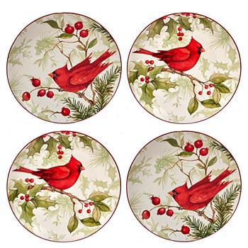 2849 - Christmas Plates